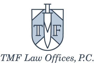 TMF Law Offices Logo